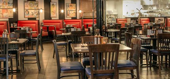 Restaurant Construction - St. Louis