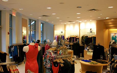 Retail Construction - Spiegelglass Construction