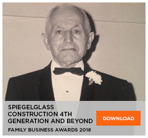 Spiegelglass Construction - Family Business Award