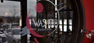 Wasabi Sushi Bar - Spiegelglass Construction