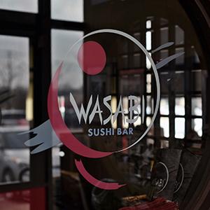 Wasabi - Spiegelglass Construction